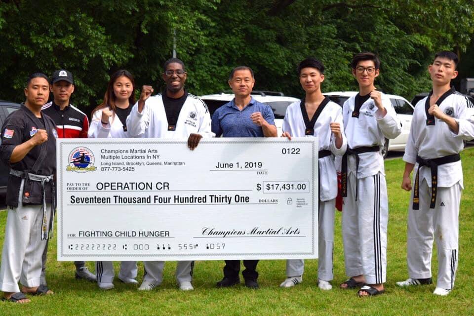 martial arts kick a thon